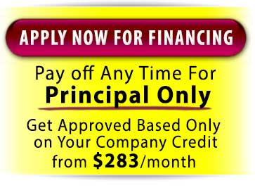 Apply Now for Financing