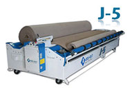 J-5 - Carpet Cutting Machine