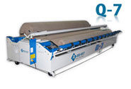 Q-7 - Carpet Cutting Machine
