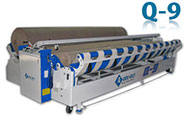 Q-9  - Carpet Cutting Machine